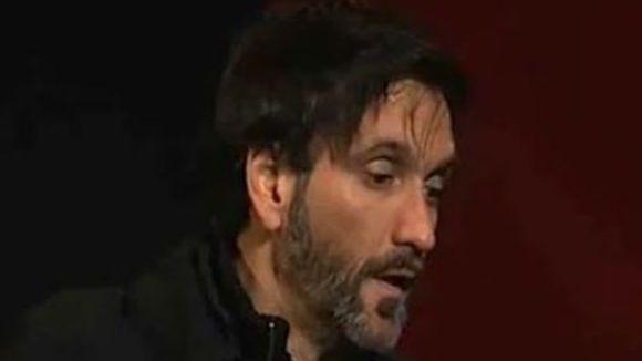 Ricardo Garcia, guardonat amb el premi Vázquez Montalbán