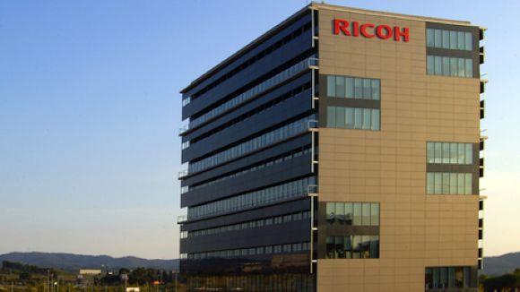 Ricoh continua amb el pla d'inversions