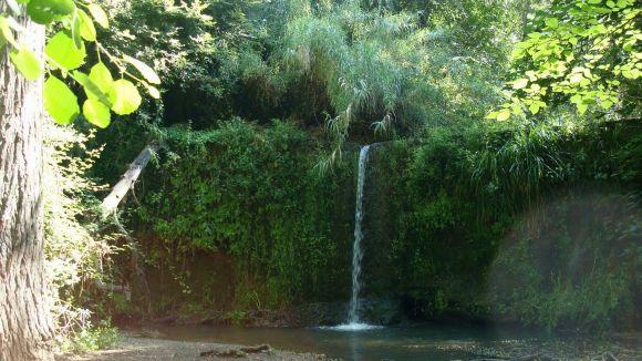 La Riera de Vallvidrera protagonitza gran part del darrer 'Gausac' / Font: Google