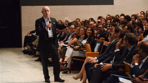 Jeremy Rifkin veu Catalunya amb capacitat per liderar la Tercera Revolució Industrial a Europa