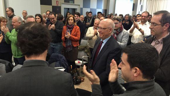 Demòcrates de Catalunya constitueix el consell nacional sota la presidència de Joan Rigol