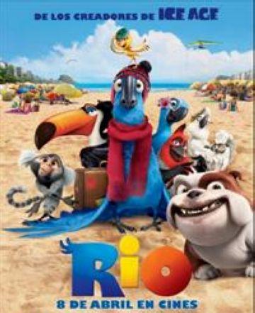 La pel·lícula d'animació 'Rio', principal novetat als cinemes