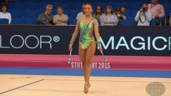 Natàlia García, fora dels Jocs Olímpics de Rio de Janeiro