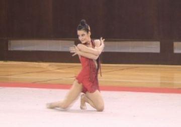 Molina: 'Volem classificar les 14 gimnastes del club per al Campionat de Catalunya'