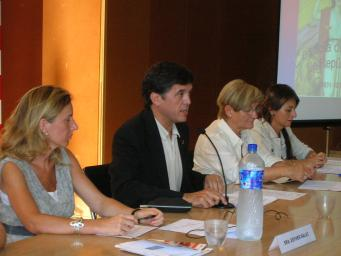 Anna Riuró: 'El conveni entre la Generalitat i els Ajuntaments vol millorar els resultats escolars'