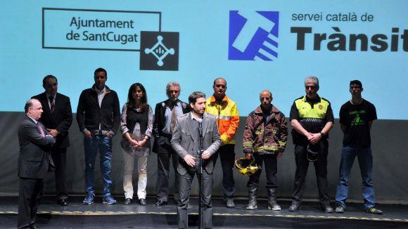'Road Show': un espectacle d'educació vial per a futurs conductors