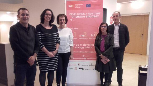 Sant Cugat posa fil a l'agulla al projecte europeu Roadmaps for Energy
