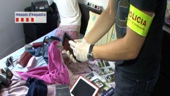 Els robatoris amb força als domicilis pugen un 53,8% a Sant Cugat, segons el ministeri d'Interior espanyol