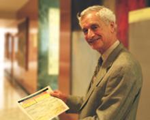 Robert Kaplan serà un dels ponents