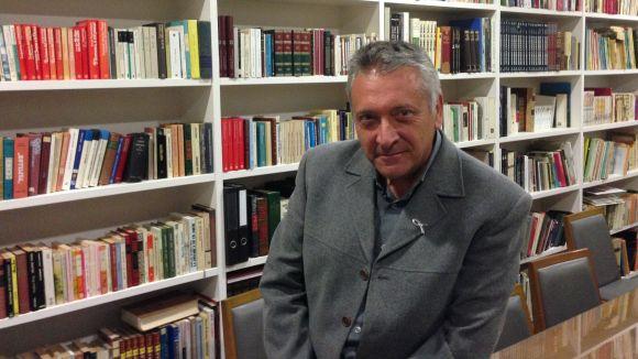 Robert Manrique: 'La relació entre terrorisme i independentisme no té cap sentit'