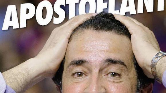 Jordi Robirosa: 'El meu nou llibre va més enllà del món de l'esport'