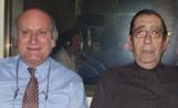 Els directors i presentadors de 'Roda d'Amics' Pere Pahisa i Joan Fàbregas