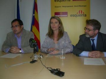 ERC presentarà una moció per demanar un referèndum oficial per la independència