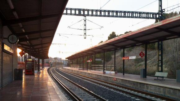 CiU vol reclamar a Foment la construcció de l'intercanviador de Volpelleres