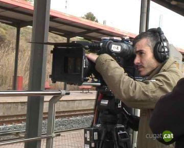 Sant Cugat acull el rodatge de la sèrie 'Infidels'