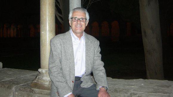 L'escriptor Rogeli Pedró publica la seva primera novel·la, 'Camí de Llot'