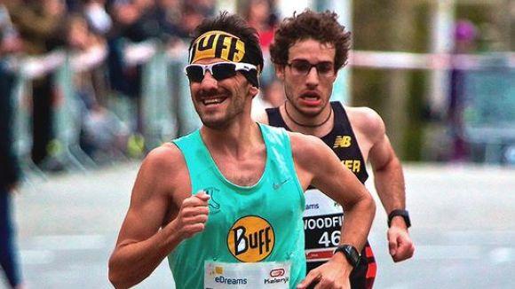L'excampió mundial de duatló i estatal de marató Roger Roca participarà a la Mitja de Sant Cugat