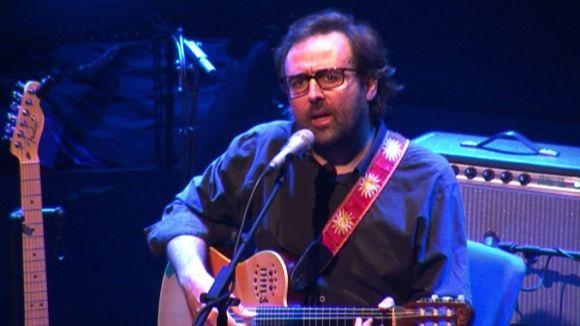 El cantautor Roger Mas portarà el seu últim treball a Sant Cugat
