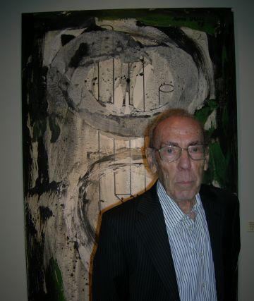 La Canals-Galeria d'Art commemora els seus 36 anys amb un conveni amb el Tr3sC i una exposició de Romà Vallès