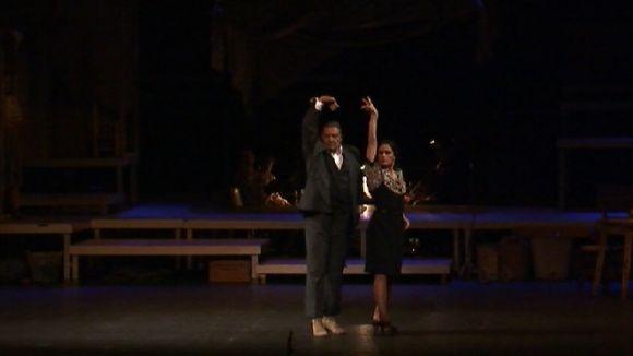 El 'Romance de Curro 'el Palmo'' i Antonio Canales, al Teatre-Auditori