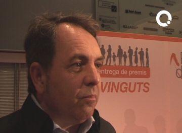 TVSC reivindica implicació de l'administració en la recollida del Premi Ciutat de Sant Cugat pels seus 25 anys