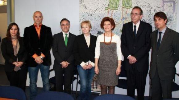 Indignació de Raül Romeva, per partida doble, a Brussel·les