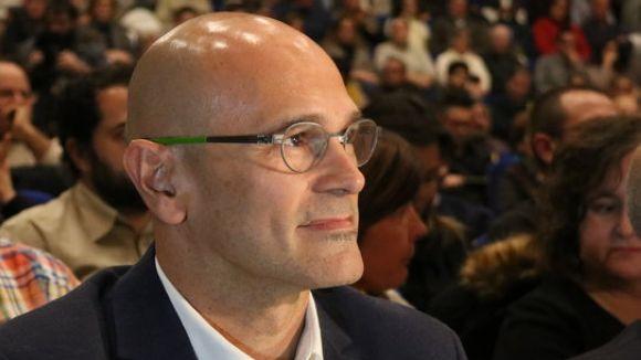 Romeva descarta repetir com a candidat d'ICV a les europees