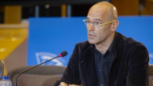 Romeva tancarà la llista d'Europe Ecologie-les Verts a les eleccions europees