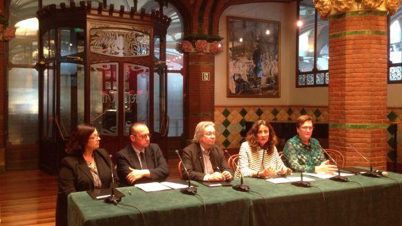 Sant Cugat acollirà per segon any consecutiu el Curs Internacional de Direcció d'Orquestra Ros Marbà