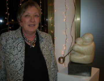 Rosa Picó exposa una quinzena de peces de vidre a l'Espai Lluís Ribas