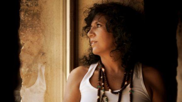 La cantautora Rosana presenta aquest nit 'En la memoria de la piel' a Sant Cugat