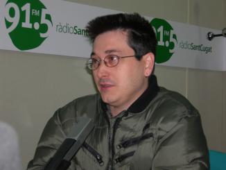 Un venedor santcugatenc reparteix 175.000 euros del primer premi de l'ONCE