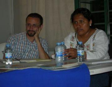 L'activista Valentina Rosendo alerta des de Sant Cugat de la manca de drets humans a Mèxic