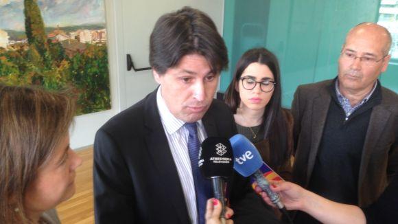 SCC reclamarà que es retiri l'estelada de Lluís Millet quan comenci la campanya