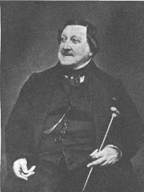 Gioacchino Rossini va morir el 1868