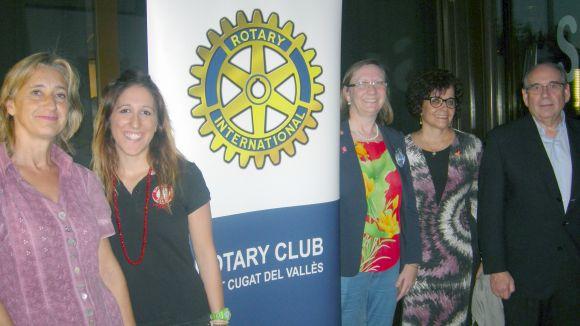 El Rotary celebra 25 anys amb l'objectiu de créixer i continuar fent ciutat