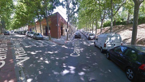 Comencen les obres als carrers Josep Vidal i Granés i Rovellat