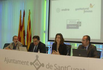 Sant Cugat participa en un projecte europeu per reduir un 20% el consum energètic a les llars