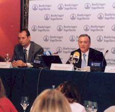 La seu de Boehringer Ingelheim a Sant Cugat exporta a més de 60 països.