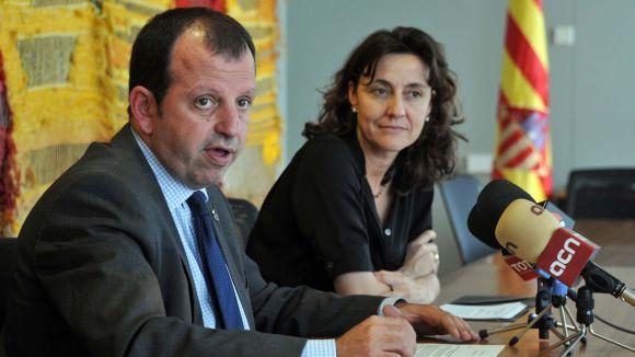 Brugarolas estudia deixar UDC per la manca de compromís amb el procés