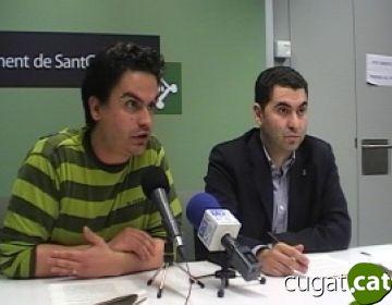 El PSC i ICV-EUiA proposen diverses mesures per lluitar contra la crisi al municipi