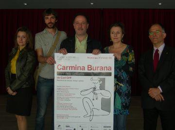 Camerata Sant Cugat proposa una versió de 'Carmina Burana' amb text, música i audiovisuals