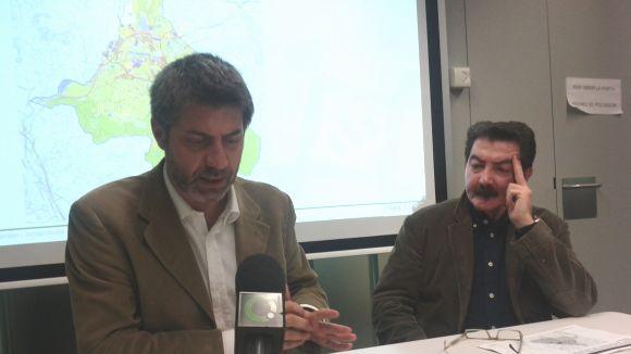 Sant Cugat demana a l'AMB que avanci les indemnitzacions per les zones verdes