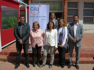CiU-Actuem promet una vocalia de Serveis a les Persones a l'EMD de Valldoreix