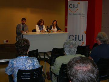 CiU obre la porta a rebaixar les contribucions dels veïns per obres d'urbanització a la Floresta