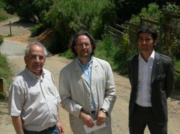 Puigdomènech, Puigneró i Grangé han presentat les propostes en matèria de Medi Ambient