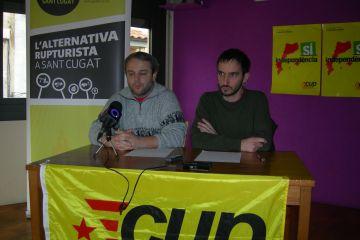 La CUP promou la desobediència a les sentències del Tribunal Suprem
