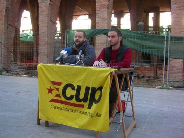La CUP deslegitima el procés participatiu per elaborar el pla d'equipaments