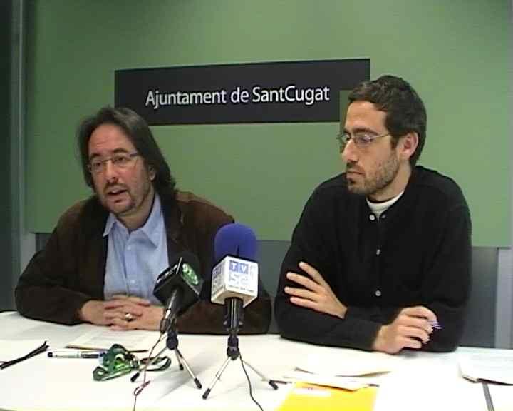 ERC critica el model d'ajudes internacionals de l'Ajuntament i l'acusa de deixadesa