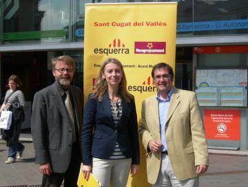 ERC aposta per potenciar el transport públic per 'apropar els barris al centre'